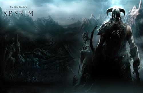 The Elder Scrolls Vs Skyrim Video Game HD Images