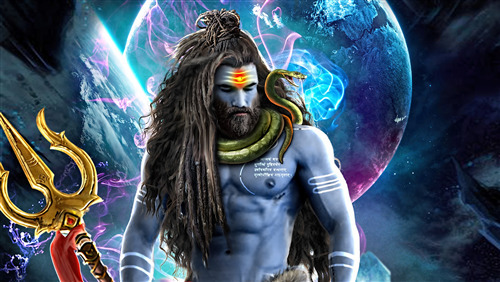 Photo of Lord Bholenath Shiva Shankara