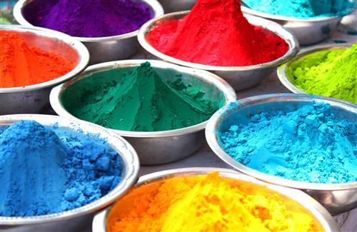 Colors for Holi Festival