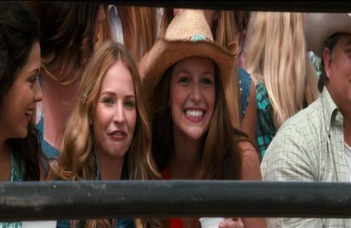 Celebrity Actress Melissa Benoist in Hollywood Film The Longest Ride HD Wallpapers