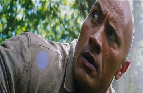 Dwayne Johnson in Jumanji 2 Welcome to the Jungle HD Film Wallpaper
