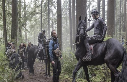 English Film Dawn of the Planet of the Apes HD Photos