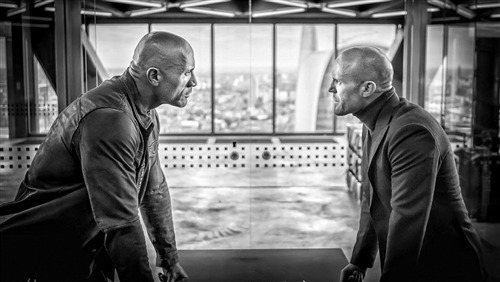 Fast and Furious Presents Hobbs and Shaw Wallpaper