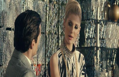 Hollywood Film Celebrity Elizabeth Debicki in The Man from UNCLE HD Photo