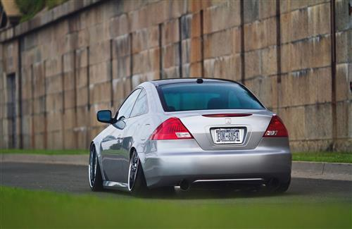 05 Acura RL Slammed Honda HD Car Wallpaper
