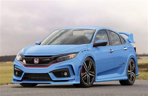 New 2018 Honda Civic Si Coupe Car