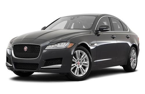 2018 Jaguar XF Luxury Car