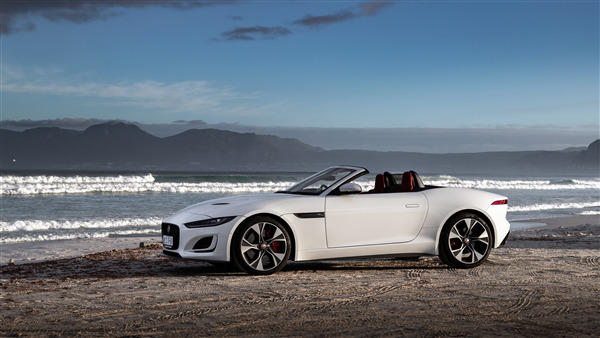 Jaguar F Type Convertible Car 5K 2020 Car Wallpaper