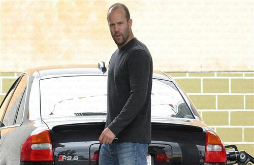English Actor Jason Statham