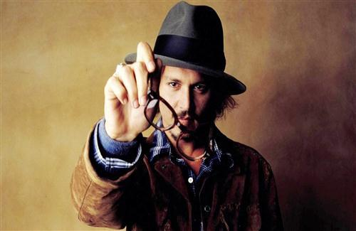 Johnny Depp HD Photoshoot
