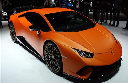 2018 Lamborghini Huracan Superb Car