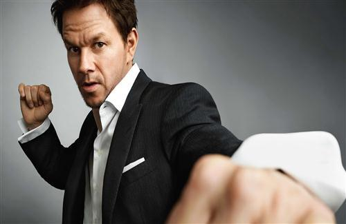 Mark Wahlberg American Actor Photo