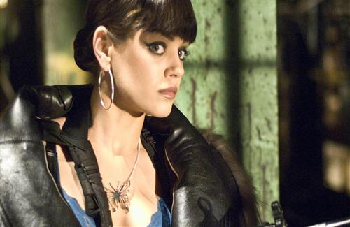 Mila Kunis Actress Max Payne Movie Wallpaper