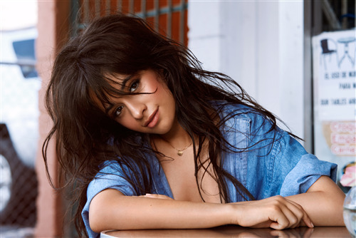 Beautiful Singer Camila Cabello HD Wallpaper