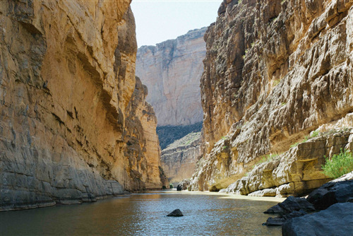 Beautiful Big Bend National Park in Texas US Travel Pic