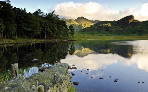 Lake District National Park in United Kingdom HD Images