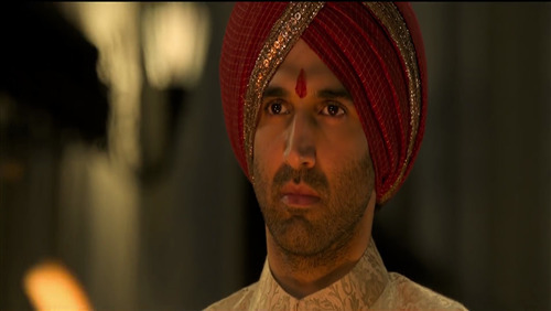 Aditya Roy Kapur in 2019 Film Kalank