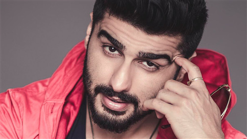 New Look of Film Star Arjun Kapoor