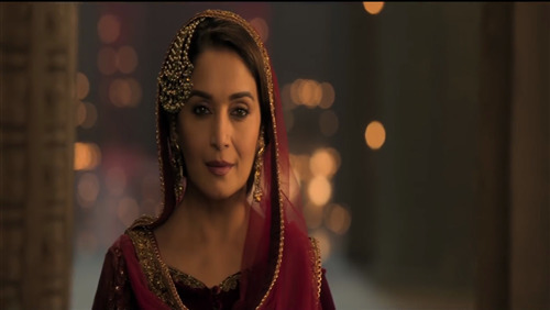 2019 Film Kalank Actress Madhuri Dixit