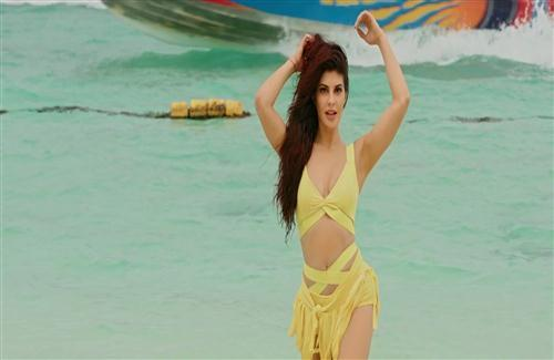 Actress Jacqueline Fernandez in Judwaa 2 Film Wallpaper