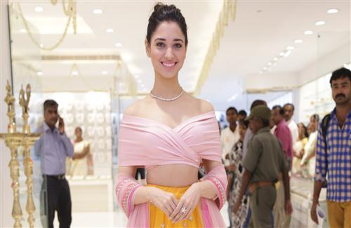 Beautiful Actress Tamannaah