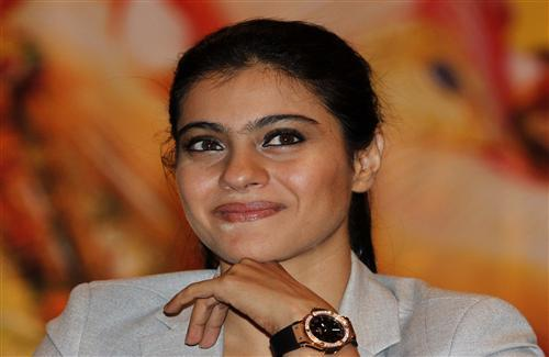 Kajol Promotes Eco Friendly Ganesha