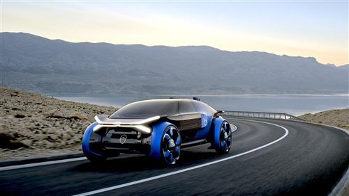 2019 Citroen 19 19 Concept 4K Car Wallpaper
