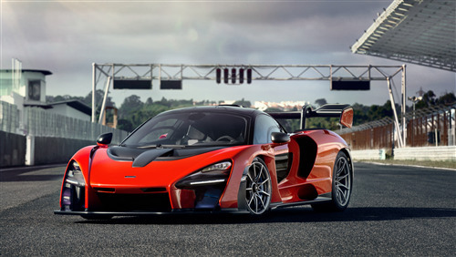 Wallpaper Mclaren Senna P15 2019 4k Automotive Cars: 4K Wallpaper Of 2019 Mclaren Senna Car
