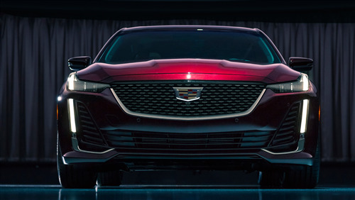 Awaited 2020 Cadillac CT5 Luxury Car 5K Wallpaper