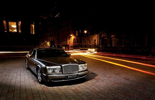 Bentley Royal Car