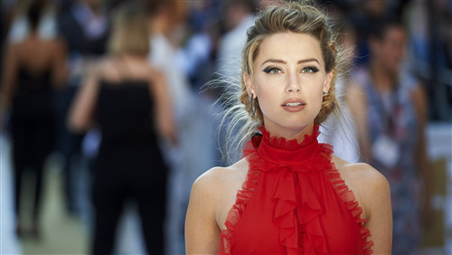 Amber Heard American Actress 4K Wallpapers