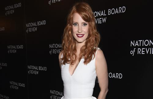 American Actress Jessica Chastain Photo