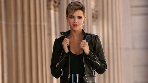American Model Ruby Rose Wallpaper