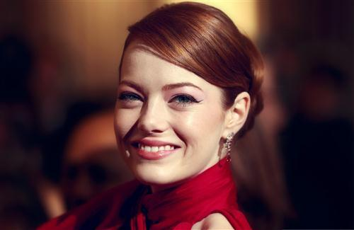 Cure Sexy Smile of Emma Stone