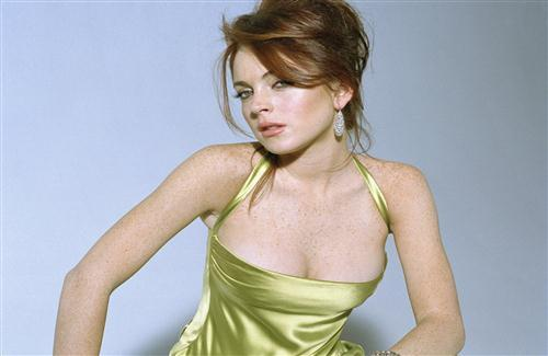 Hot Beautiful Lindsay Lohan