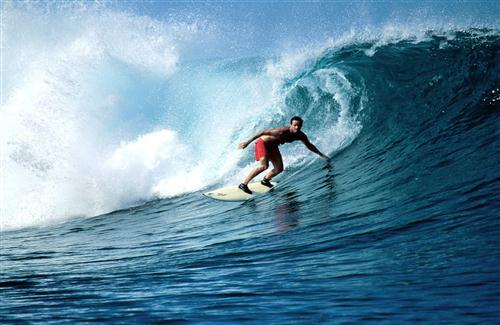 Sport Photo of Surfing
