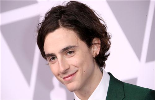 Timothee Chalamet Win Best Actor Award in Oscar 2018