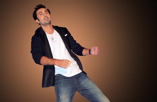 Dashing Actor Ranbir Kapoor Wallpaper