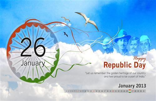 26 January Republic Day Quote