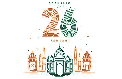 Indian Republic Day Photo Wallpaper