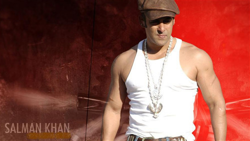 Actor Salman Khan 4K Photo