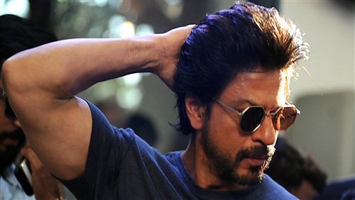 Indian Bollywood Actor Shahrukh Khan