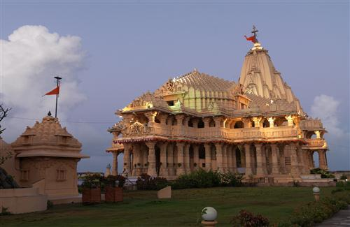 Somnath Mahadev Temple in Gujarat
