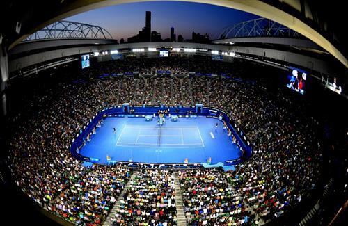 Amazing Tennis Sport Game Stadium Wallpapers
