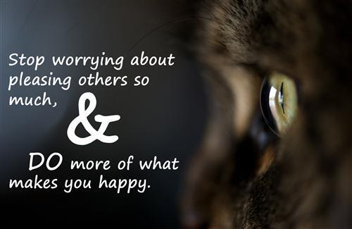Beautiful Amazing Quote on Stay Happy Wallpapers for Desktop Laptop Backgroun...