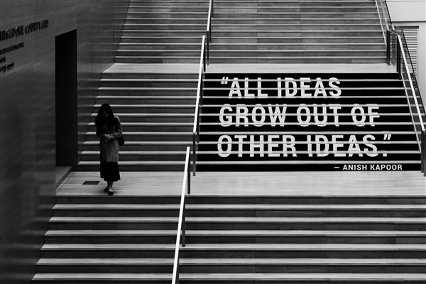 Beautiful Thought on Idea HD Wallpaper