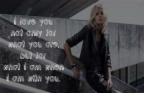 I Love You Quote Wallpaper