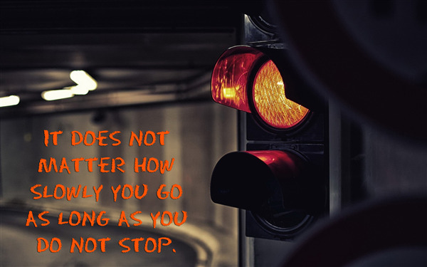 Wonderful Thought on Do Not Stop Pics