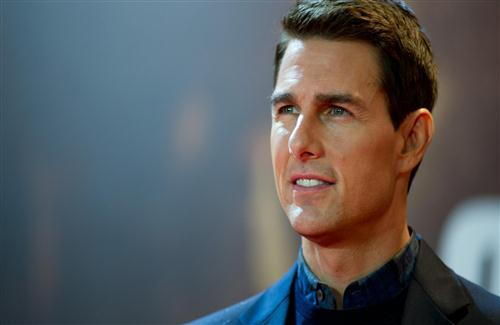 Smart and Handsome Actor Tom Cruise