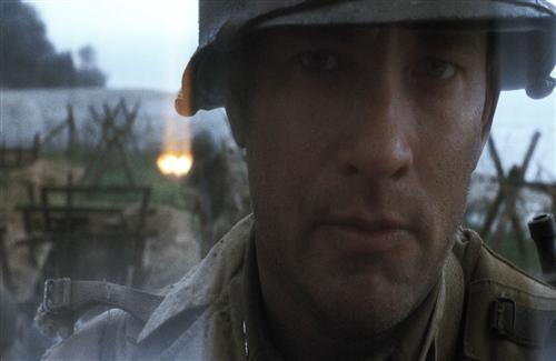 Tom Hanks Saving Private Ryan Movie Image